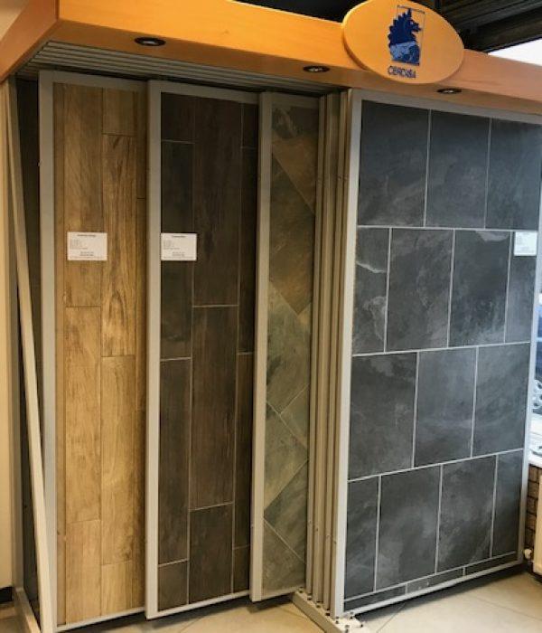 tile shop display