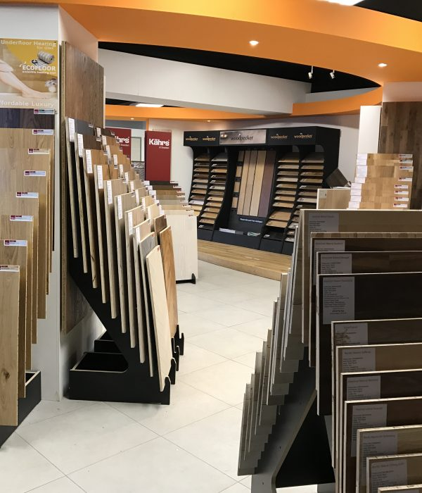 Edinburgh flooring shop